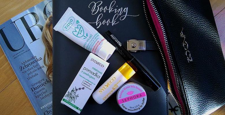Pielęgnacja ust przed makijażem - co lubię i używam