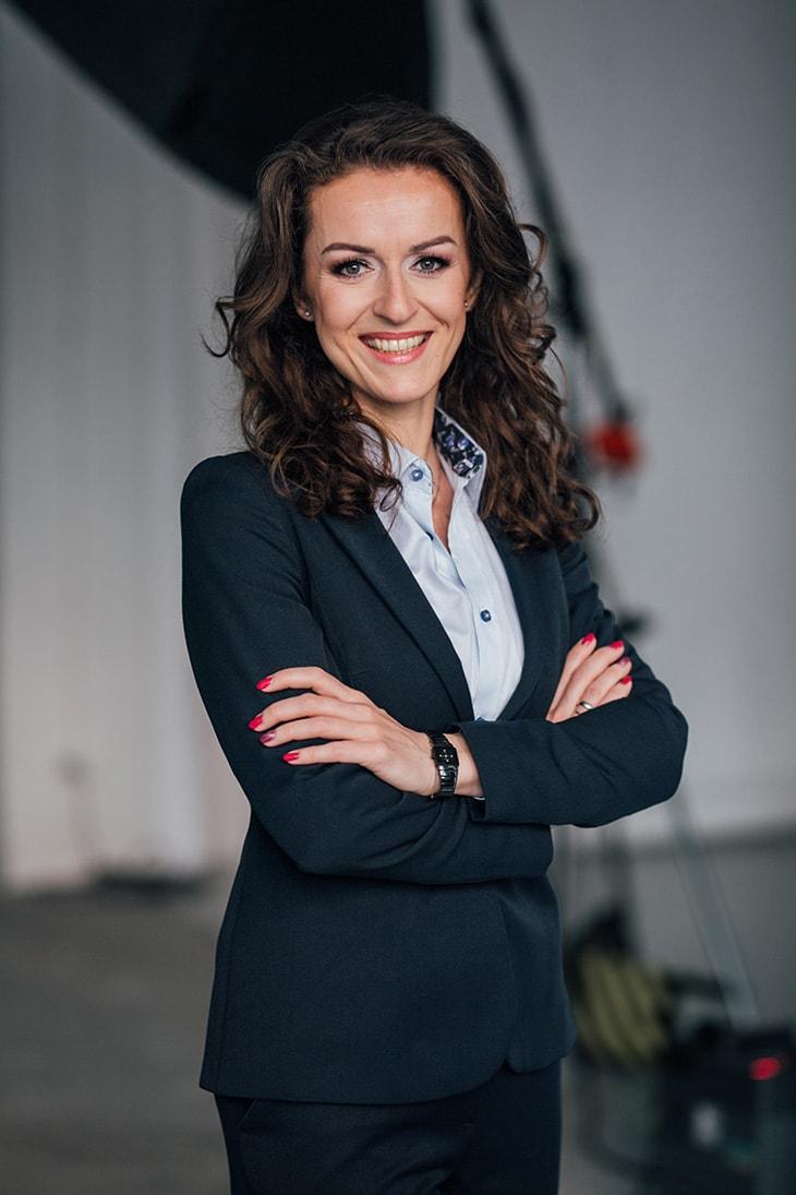 Magdalena Szumera - makeup-artist