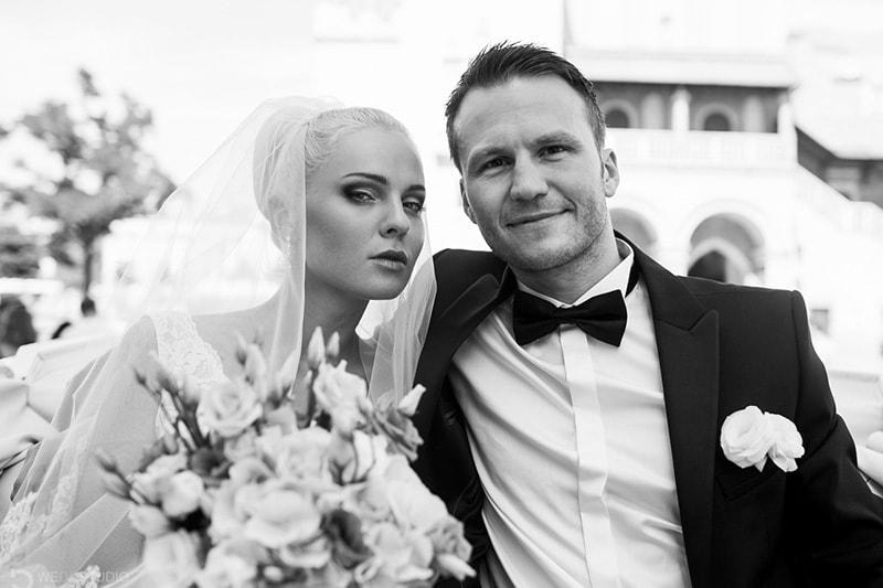 Makijaże ślubne